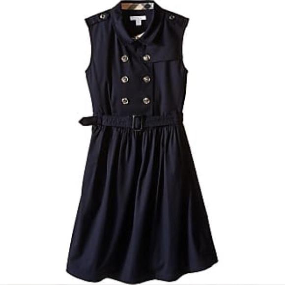 4e2eb1fad Burberry Dresses | Nwt Kids Iliana Sleeveless Trench Dress | Poshmark